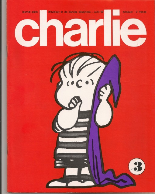 Charlie n°3 couverture