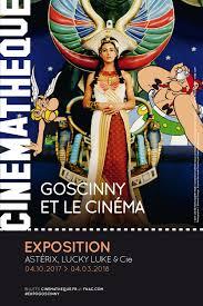 Goscinny affiche Cinemathèque