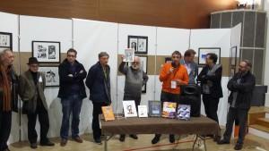 Annonce du Prix Papiers Nickelés - SoBD par le jury